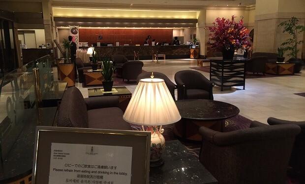 160911 スターゲイトホテル関西エアポートロビー