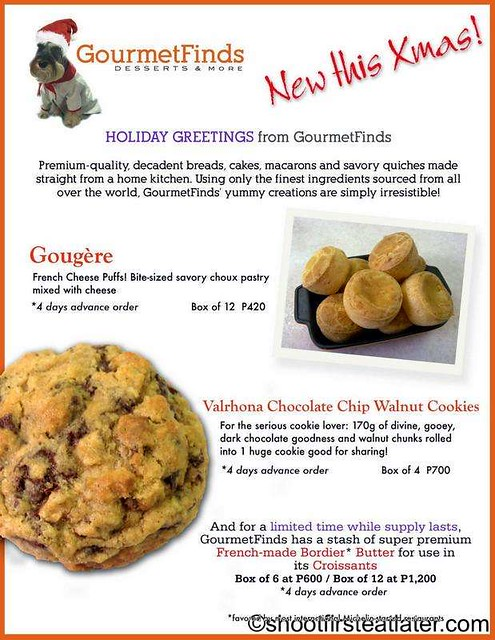 Gourmet Finds' Valrhona Chocolate Chip Walnut Cookies