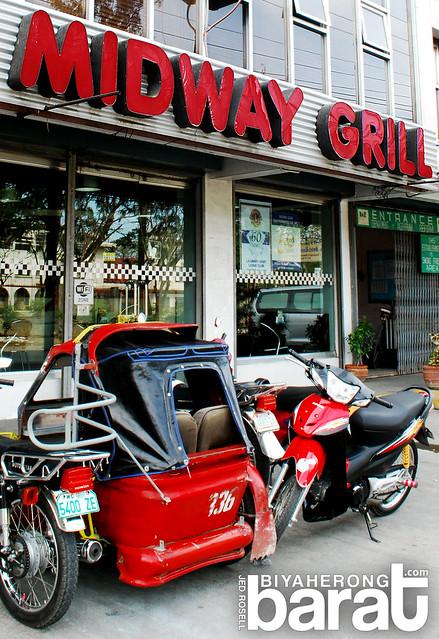 Midway Grill San Fernando City La Union