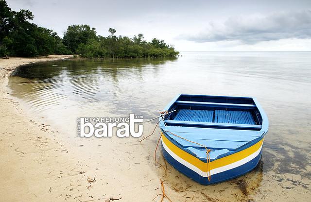 boat in MVT Sto Nino cagbalete island quezon