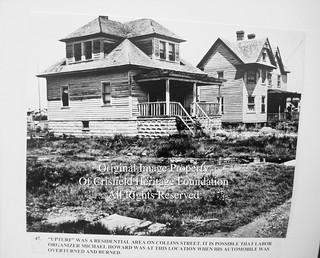 Upturf Area, Possible CIO Refuge in Crisfield: 1938