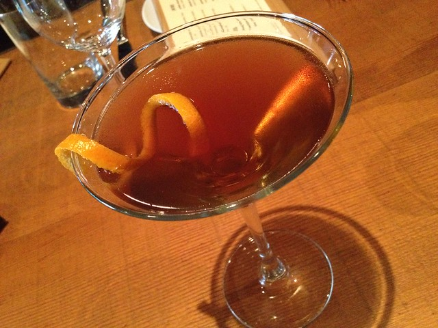 Southern key cocktail - Staple and Fancy