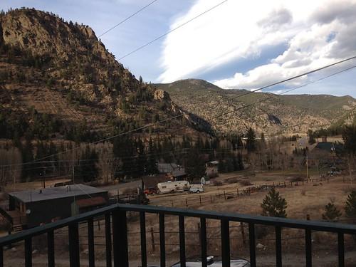 View of Douglas Mountain
