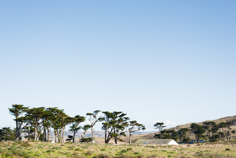 Pierce Point Ranch at Point Reyes