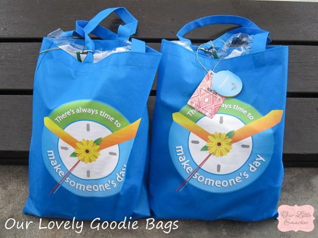 SKM 2012 Goodie Bags