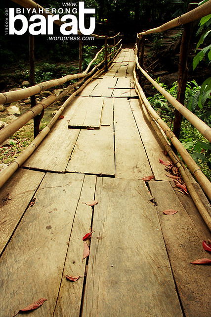 bridge to batlag falls tanay rizal