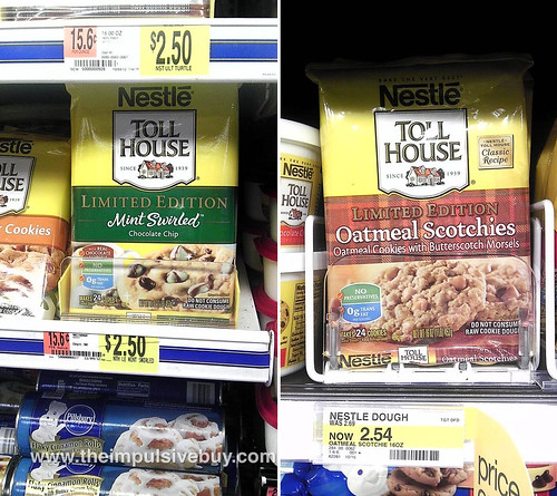 Limited Edition Toll House Cookies