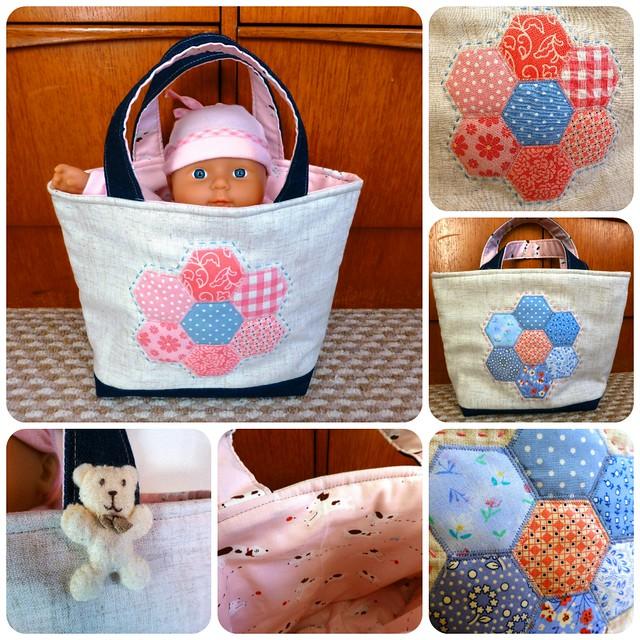 Natasha's 1st Birthday Tote bag