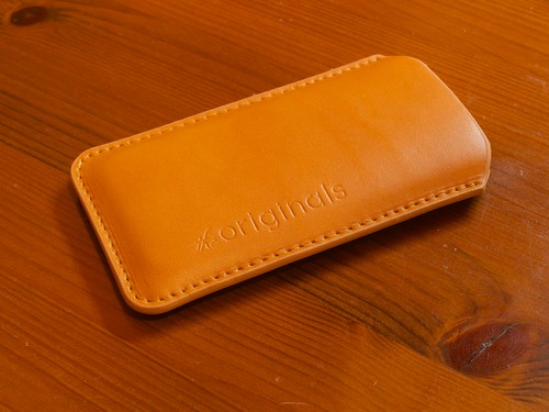 Mujjo iPhone 5 Sleeve