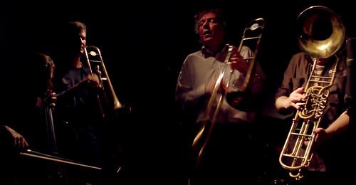Peter Brötzmann Chicago Tentet 9.11.12