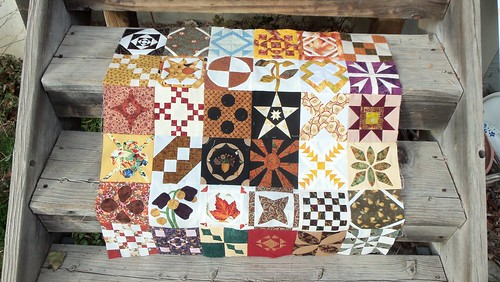 Fabulous Fall Frolic blocks... by ruthiequilts