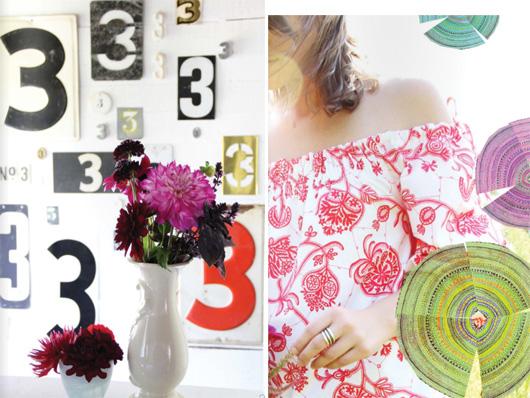 Amy Butler's New Magazine: Blossom!