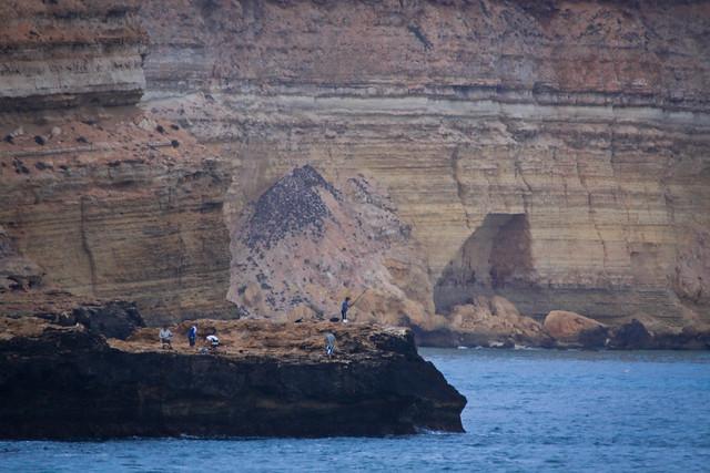 Garths Rock, Quobba , Western Australia