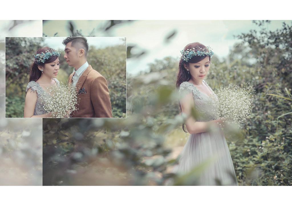 [Dear studio 德藝影像攝影]彰化自助婚紗- 仁傑&容甄