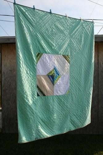 Wonky Kites Quilt