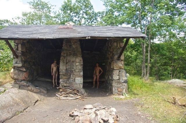 naturist 0023 Harriman park, NY, USA