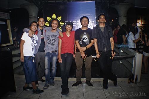Dhruva Tara and Friends at Freedom Bar - Nov. 23, 2012