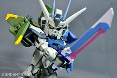 SDGO SD Launcher & Sword Strike Gundam Toy Figure Unboxing Review (44)