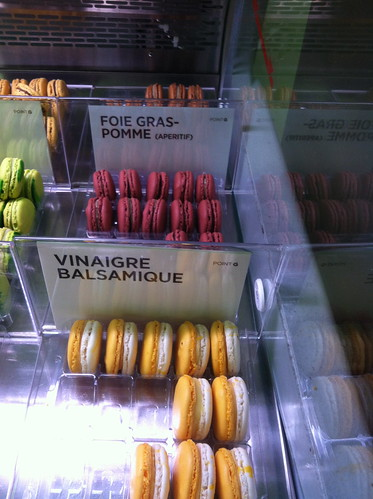 Unusual macarons