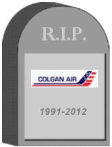 Colgan Tombstone