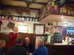 Dog & Gun pub, Keswick