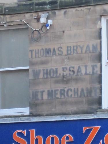 Thomas Bryan Jet, Whitby