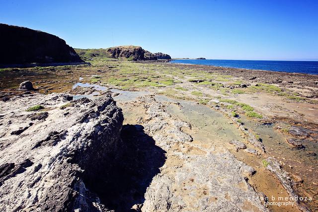 Kapurpurawan White Rock Formation