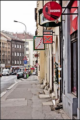 Prag / Straße / Street