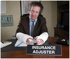 insurance adjuster property guiding