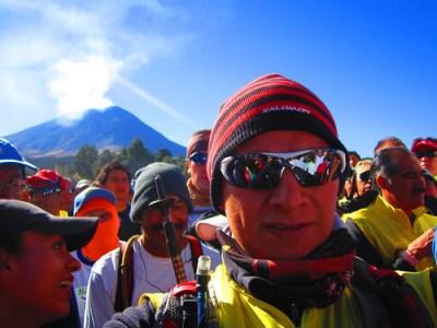 Skymarathon Iztaccihuatl