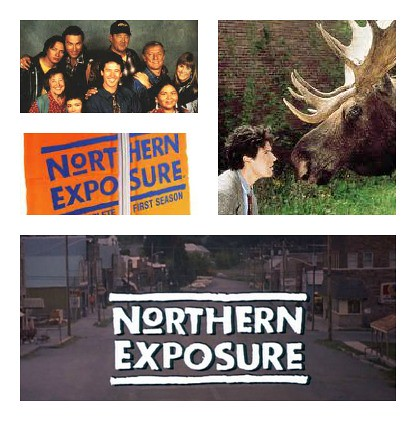 Northern Exposure Collage