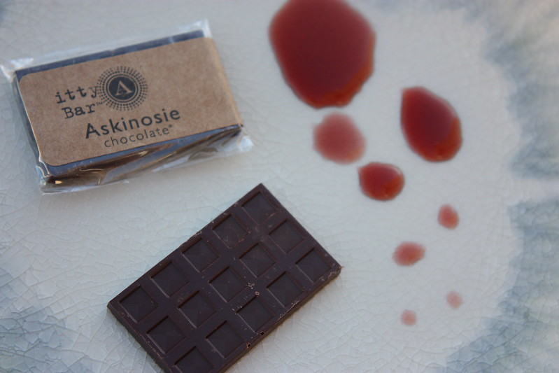 Askinosie Chocolate and Wine