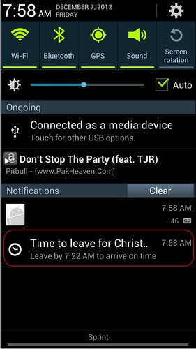 Time to Leave for Christ
