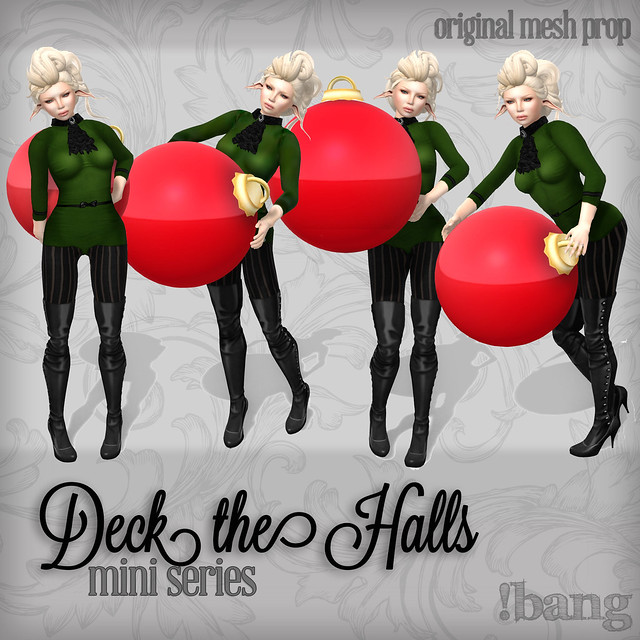 !bang - deck the halls