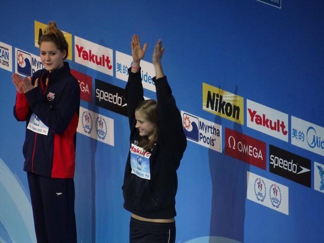 Baumrtova happy with her bronze at Istanbul 2012