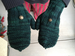 Borough Mittens