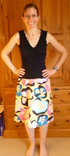 skirt from the front