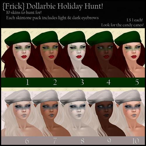 {Frick} Holiday Hunt 2012
