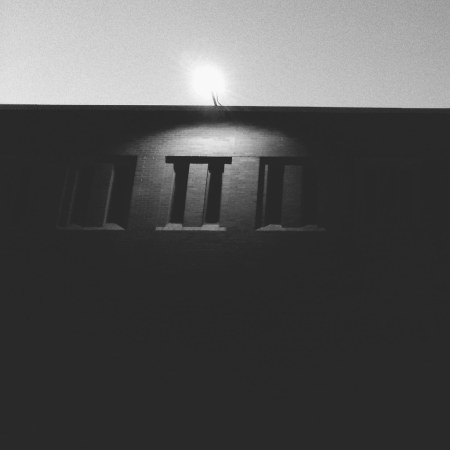 Two Shadows - iPhone Photography Project #iPP