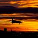 Sunrise | Leeds Bradford Airport - 19th November 2012 - and what a sunrise too...