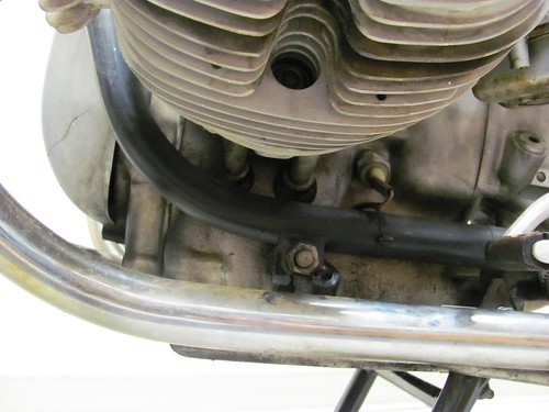 Push rod tube leaks