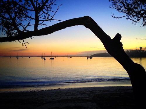 Halfmoon Bay by Rick Brandt