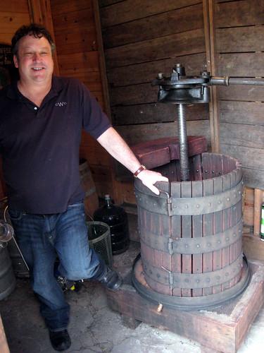 April 2012 Visit to Charter Oak