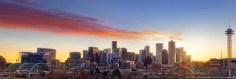 Sunrise Over the Denver Skyline – Explored