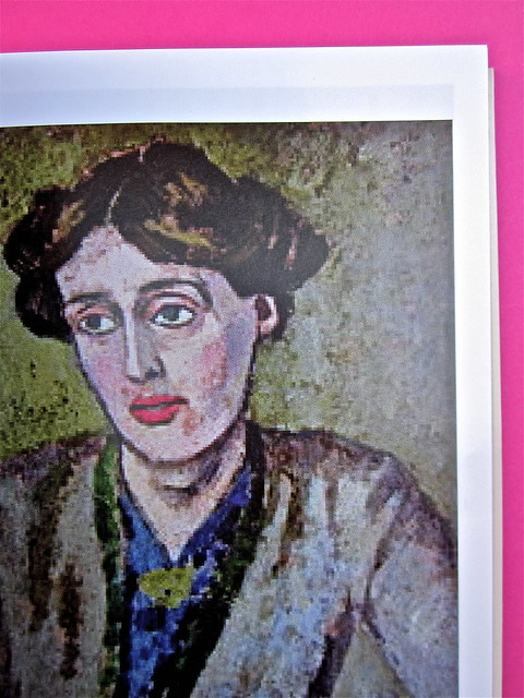 Virginia Woolf, Roger Fry. elliot 2012. [responsabilità grafica non indicata]; alla copertina: Ritratto di Roger Fry, di Vanessa Bell. Pag. 44 e tavola fuori testo [5] (part.), 1