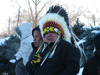IdleNoMore Prayer Rally