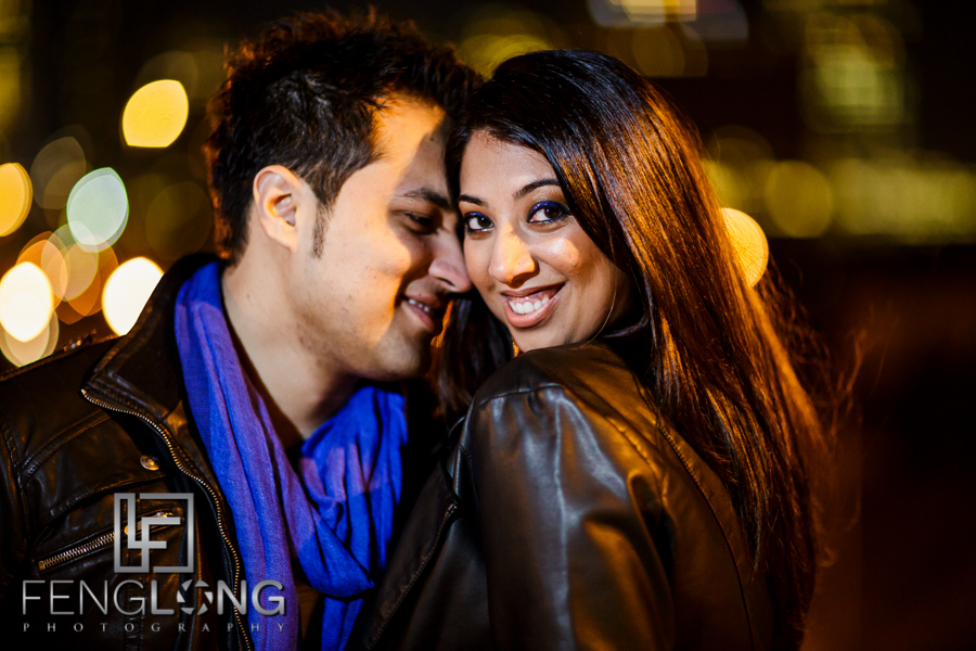 Kanwal & Ali Engagement | Downtown Atlanta | Atlanta Indian Ismaili Wedding Photography