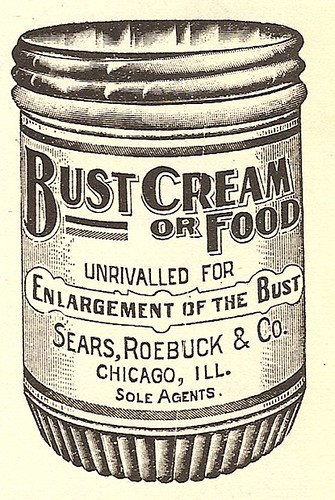 bust cream_retronaut