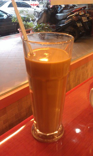 錫蘭香料奶茶