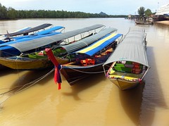 Krabi - island hopping - Poda Island